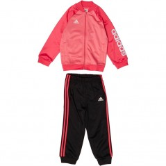 adidas Baby Shiny TrackChalk Pink/Real Pink/White