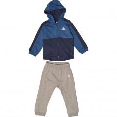 adidas Baby Linear Jogger Set Trace Royal/Noble Indigo/White