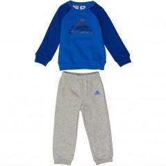 adidas Baby Jogger Set Blue/Royal/Dark Blue