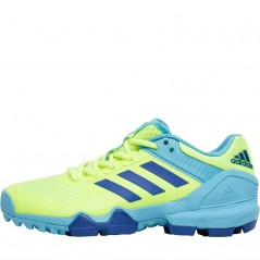 adidas Adipower III Hockey Solar Yellow/Collegiate Royal/Vapour Blue