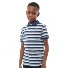 Farah Junior Sebring Polo Monaco Blue