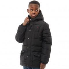 Farah Junior Mansell Black
