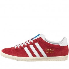 adidas Originals Gazelle OG University Red/White/Metallic