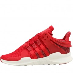 adidas Originals Junior EQT Support ADV Scarlet/Scarlet/White