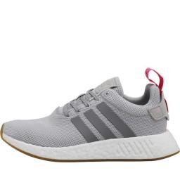 adidas Originals NMD_R2 Grey Two/Grey Three/Shock Pink