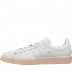 adidas Originals Campus Crystal White/Crystal White/Icey Pink