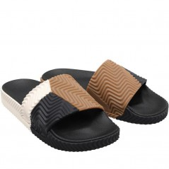 adidas Originals x Alexander Wang Adilette Black/Chalk White/Black