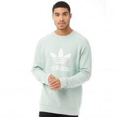 adidas Originals Trefoil Warm-SweatAsh Green