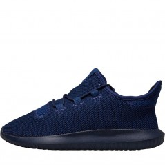 adidas Originals Kids Tubular Shadow Mystery Blue/ White/Collegiate Navy