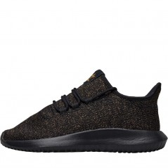 adidas Originals Junior Tubular Shadow Black/Black/Black