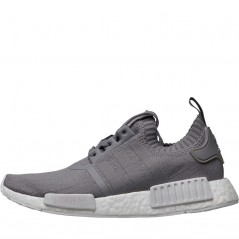 adidas Originals NMD_R1 PrimeGrey Three/Grey Three/ White