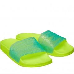 adidas Originals adilette Lilo Solar Yellow/Clear Aqua/Solar Yellow