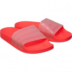 adidas Originals adilette Lilo Pink/Aero Pink/Red Zest