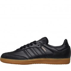 adidas Originals Samba Black/Black/Gum4