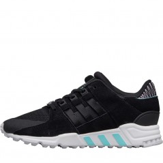 adidas Originals EQT Support RF Black/Black/ White