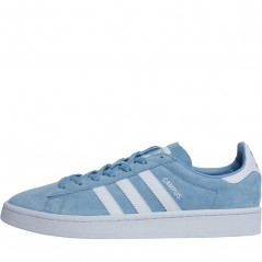 adidas Originals Campus Ash Blue/ White/ White