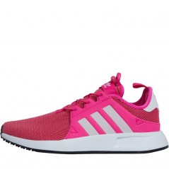 adidas Originals Junior X PLR Shock Pink/ White/Shock Pink