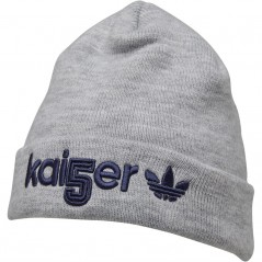 adidas Originals Beckenbauer Kaiser Beanie Medium Grey Heather