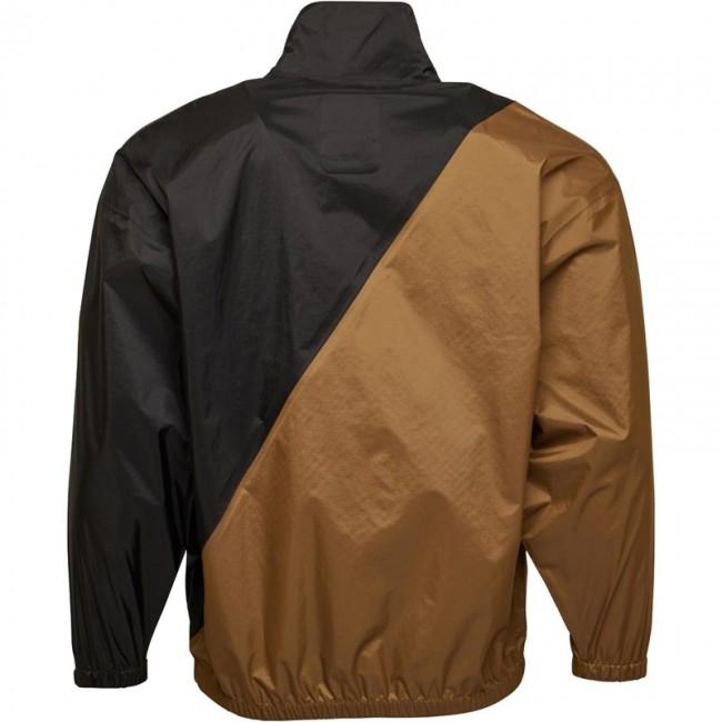 adidas Originals x HYKE Windbreaker Craft Khaki/Black