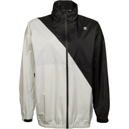 adidas Originals x HYKE 3L Windbreaker White/Black