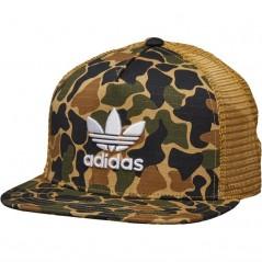 adidas Originals Camouflage Snapback Dark Sahara