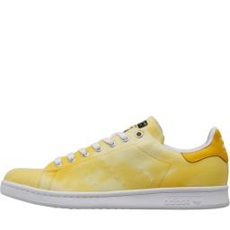 adidas Originals x Pharrell Williams HU Holi Stan Smith  White/ White/Yellow
