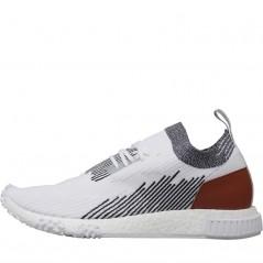 adidas Originals NMD Racer  White/Black/Redwood