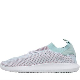 adidas Originals Tubular Shadow Prime White/Ash Green/Trace Scarlet
