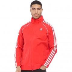 adidas Originals SST Windbreaker Hi-Res Red