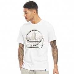 adidas Originals G Badge T-White