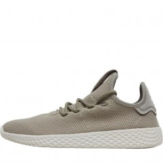 adidas Originals Junior Pharrell Williams Tennis HU Tech Beige/Tech Beige/ White