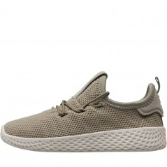 adidas Originals x Pharrell Williams Tennis HU Tech Beige/Tech Beige/ White