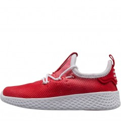 adidas Originals x Pharrell Williams Infants HU Tennis Scarlet/ White/ White
