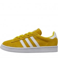 adidas Originals Campus EL Yellow/ White/ White