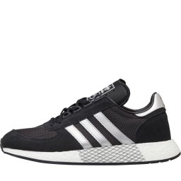 adidas Originals Marathon x5923 Black/Silver Metallic/ White