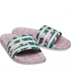 adidas Originals Adilette Supplier Colour/ White/Wonder Pink