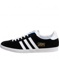 adidas Originals Gazelle OG Black/White/Met Gold