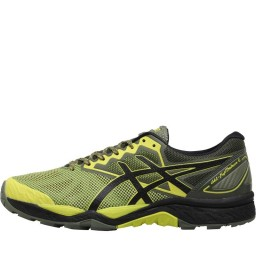 Asics Gel FujiTrabuco 6 Trail Sulphur Spring/Black/Four Leaf