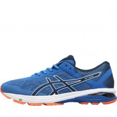 Asics GT 1000 6 Stability Victoria Blue/Dark Blue/Shocking Orange