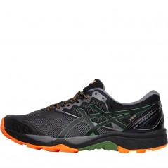 Asics GEL-FujiTrabuco 6 GORE-TEX Trail Carbon/Black