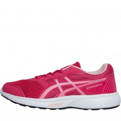 Asics Junior Stormer 2 GS Bright Rose/Frosted Rose