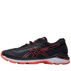 Asics GT-2000 6 Moderate Stability Black/Flash Coral