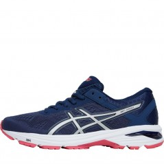 Asics GT-1000 6 Mild Stability Insignia Blue/Silver/Rouge Red