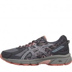Asics GEL-Venture 6 Trail Carbon/Mid Grey/SeaPink
