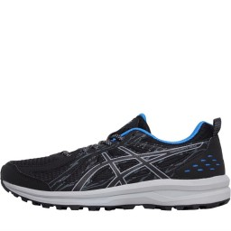 Asics Frequent Trail Black/Mid Grey