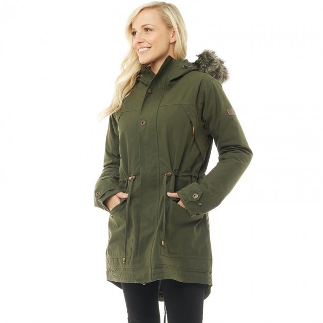 Berghaus Ancroft Hydroloft Insulated Olive Green