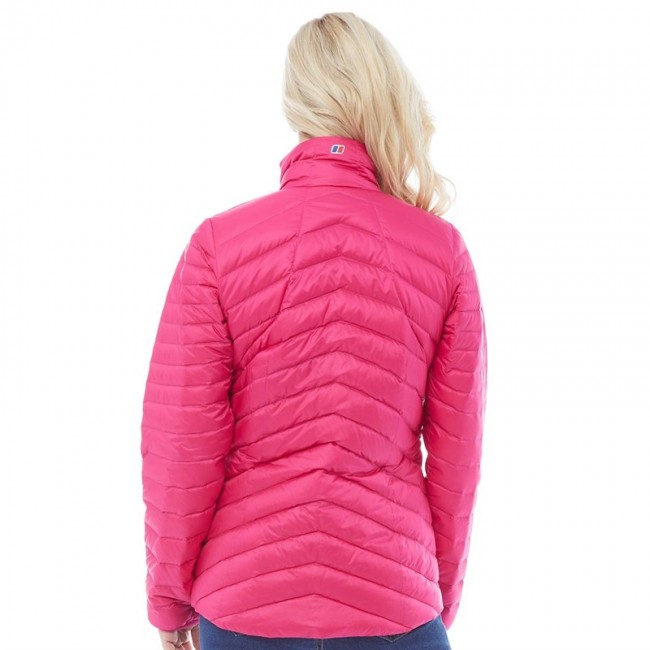 Berghaus Hudswell HydroInsulated Pink Peacock