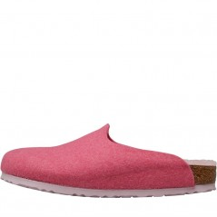 Birkenstock Amsterdam WZ Happy Lamb Pink/Rose