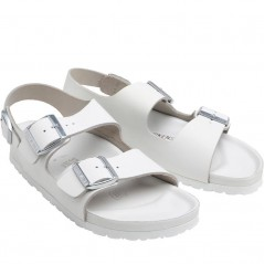Birkenstock Narrow Milano White