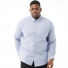 Ben Sherman Plus Size Oxford Dusk Blue